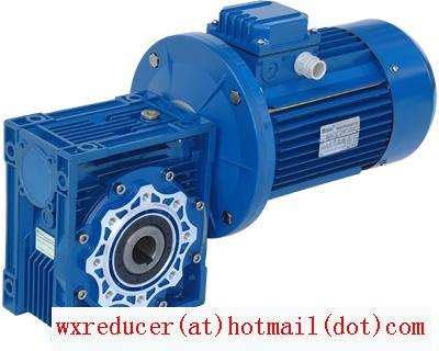 Sell_Worm_Gearbox_with_Motor